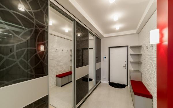 Дизайн прихожей в узкий коридор, фото и рекомендации
