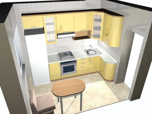 Дизайн проект кухни своими руками: от А до Я