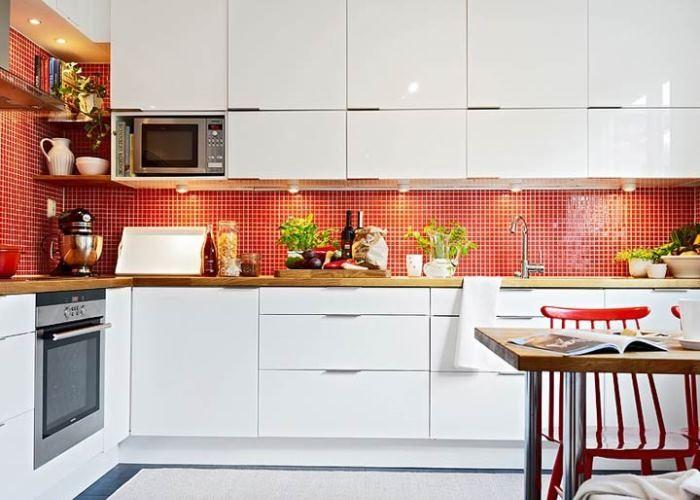Дизайн кухонного гарнитура: Фото