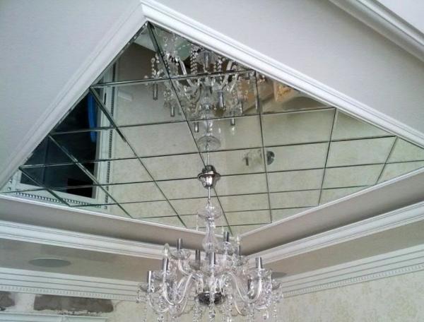 Какими бывают виды подвесных потолков