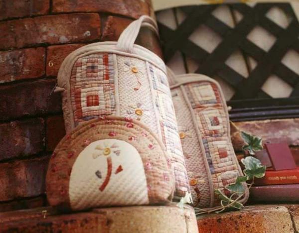 Японский пэчворк: модное направление лоскутного шитья